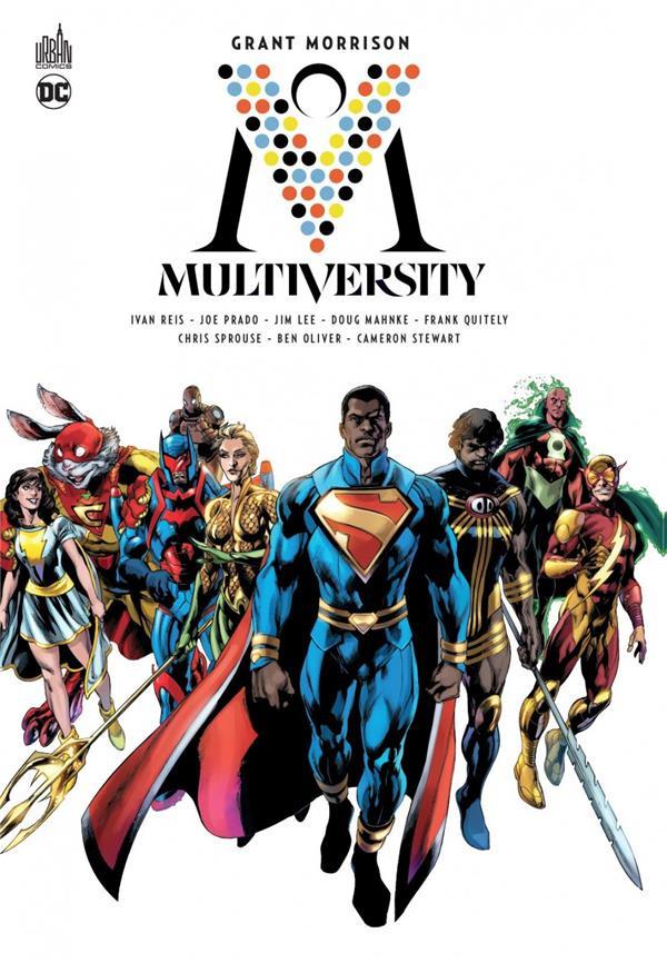 Couverture de Multiversity