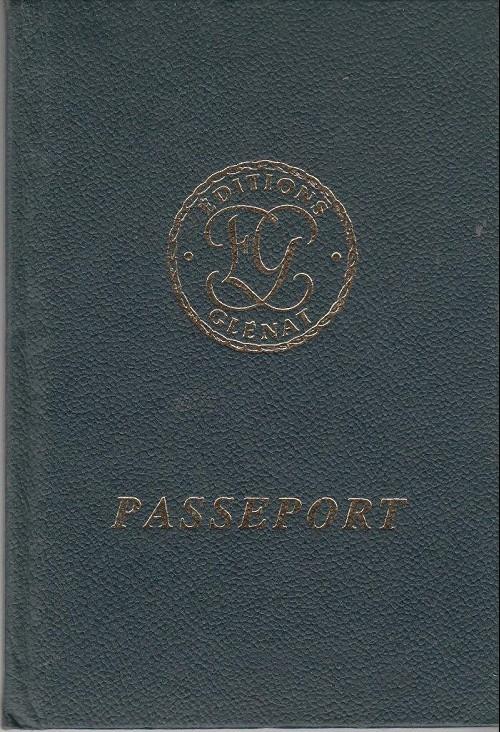 Couverture de Louis la Guigne -HS1- Passeport