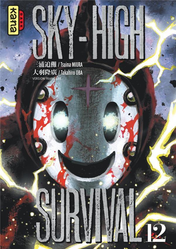 Couverture de Sky-High Survival -12- Tome 12