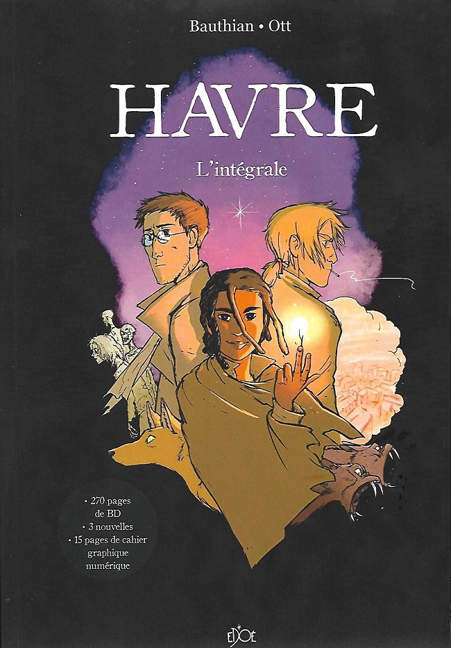 Couverture de Havre -INT- L'Intégrale