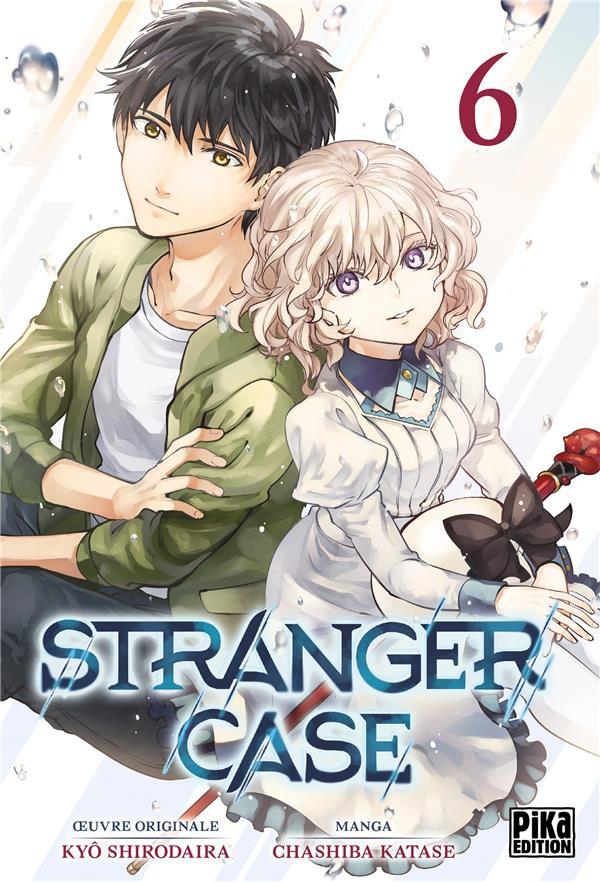 Couverture de Stranger Case -6- Tome 6