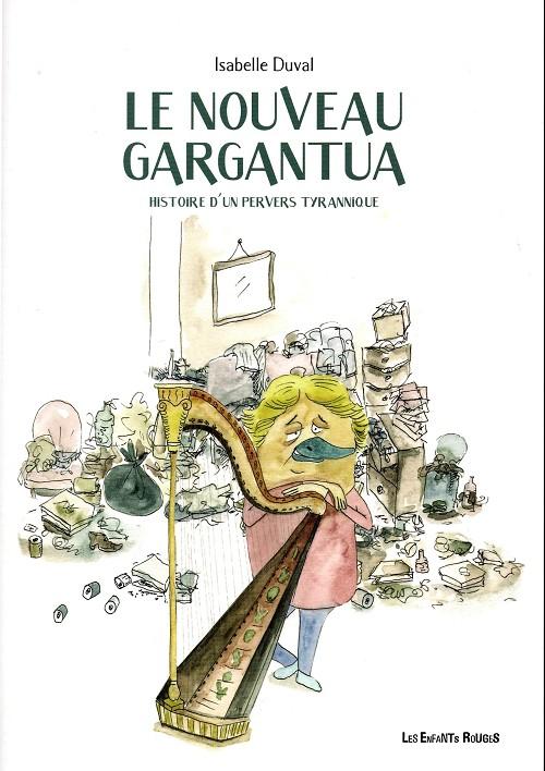 Couverture de Le nouveau Gargantua
