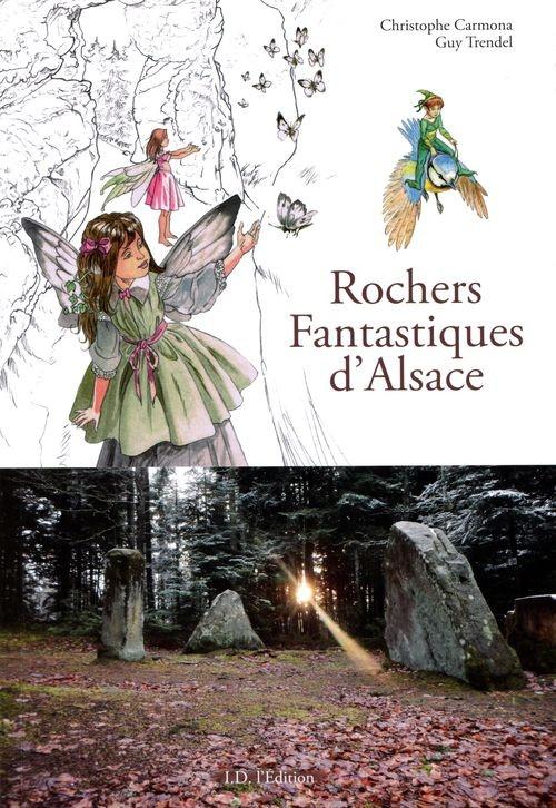 Couverture de Rochers fantastiques -2- Rochers Fantastiques d'Alsace