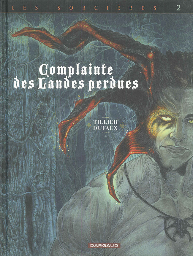 Couverture de Complainte des Landes perdues -10TL- Inferno