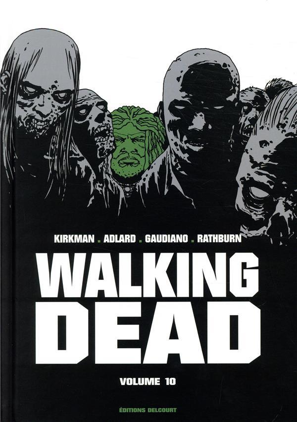 Couverture de Walking Dead -INT10- Volume 10