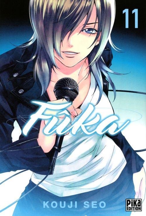 Couverture de Fûka -11- Volume 11
