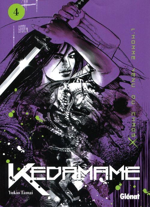 Couverture de Kedamame -4- Tome 4