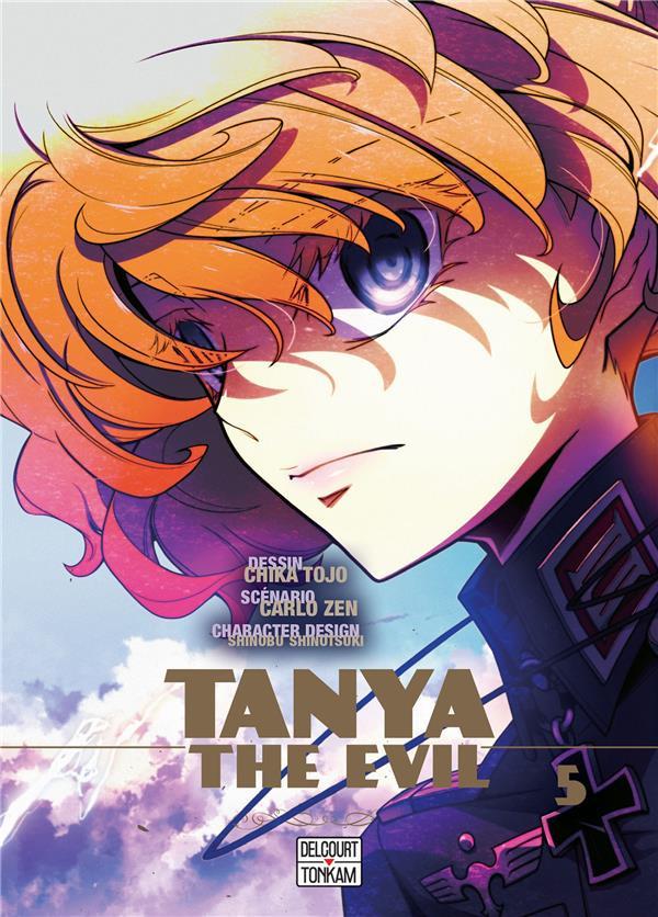 Couverture de Tanya The Evil -5- Tome 5