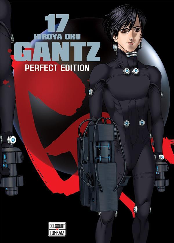 Couverture de Gantz (Perfect Edition) -17- Tome 17