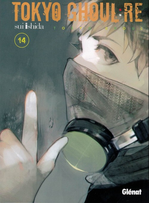Couverture de Tokyo Ghoul:RE -14- Tome 14