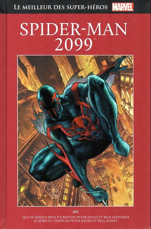 Couverture de Marvel Comics : Le meilleur des Super-Héros - La collection (Hachette) -74- Spider-man 2099