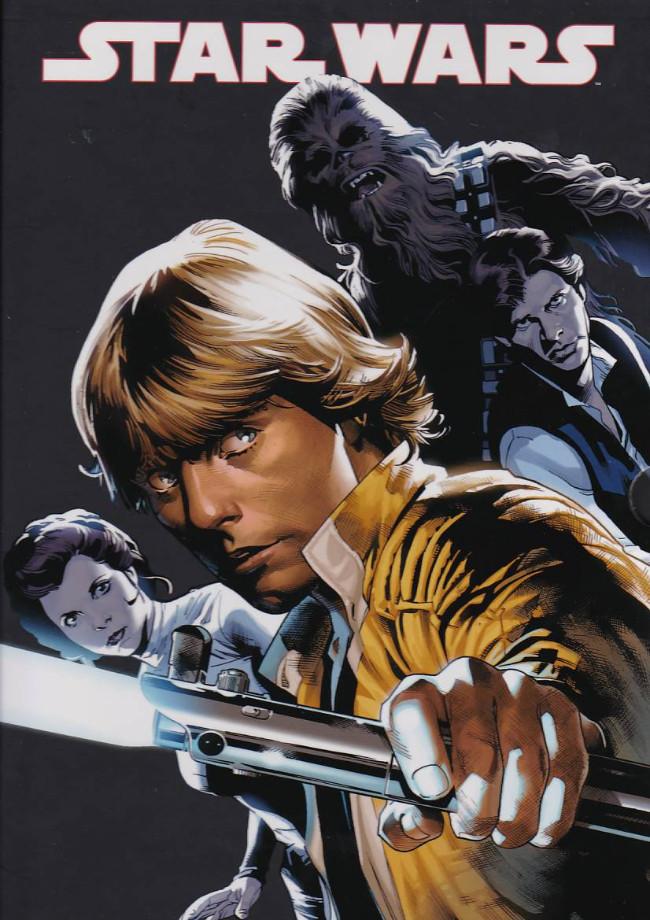 Couverture de Star Wars (Panini Comics - 100% Star Wars) -INT01- Skywalker passe à l'attaque