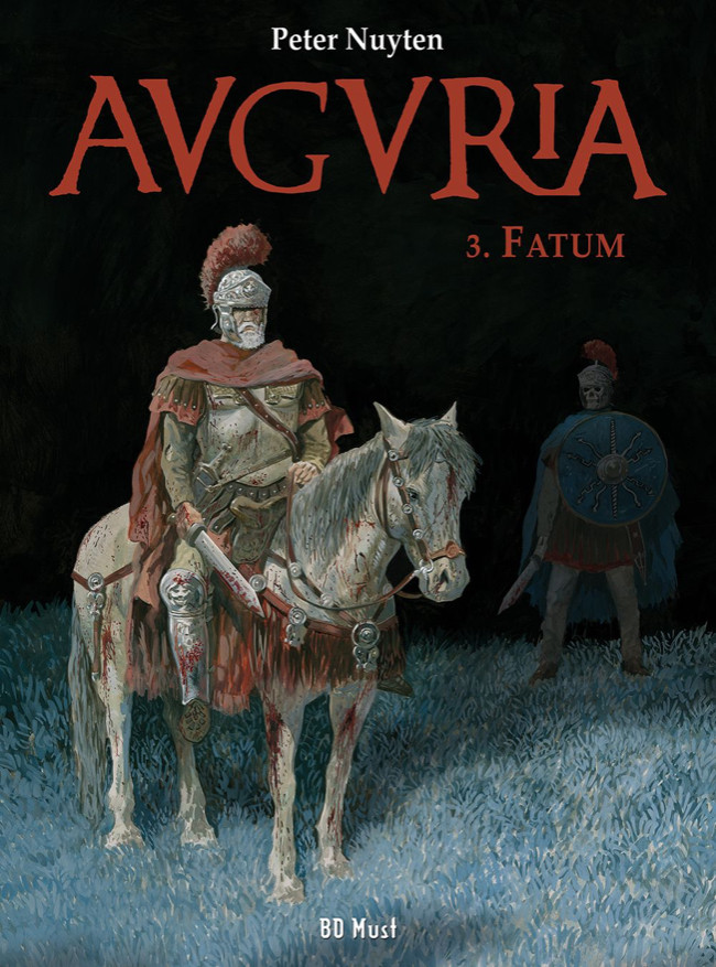 Couverture de Auguria -3TL- Fatum