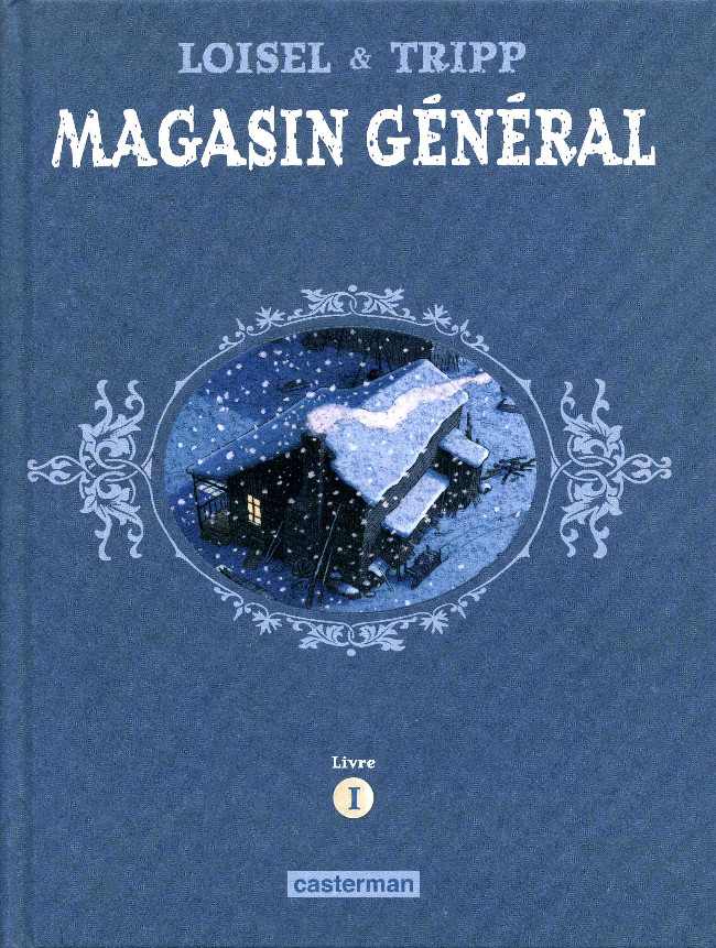 Couverture de Magasin général -INT01- Livre I
