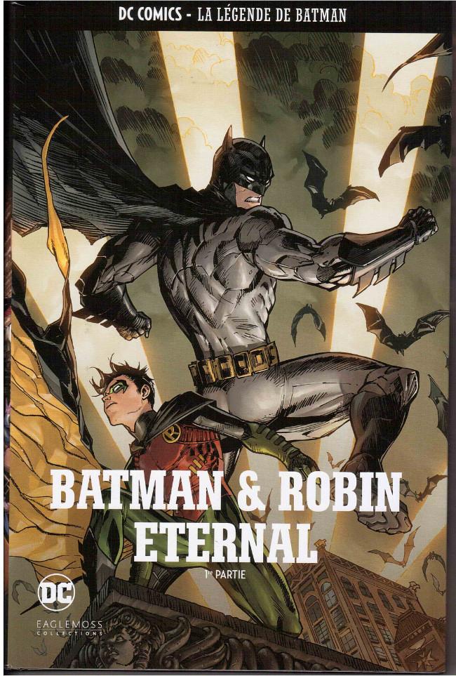 Couverture de DC Comics - La légende de Batman -HS5- Batman & Robin Eternal - 1re partie