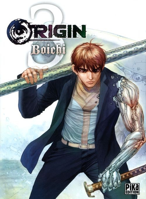 Couverture de Origin -3- Volume 3