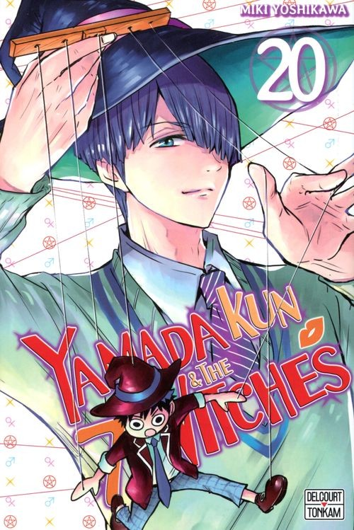 Couverture de Yamada kun & the 7 Witches -20- Tome 20