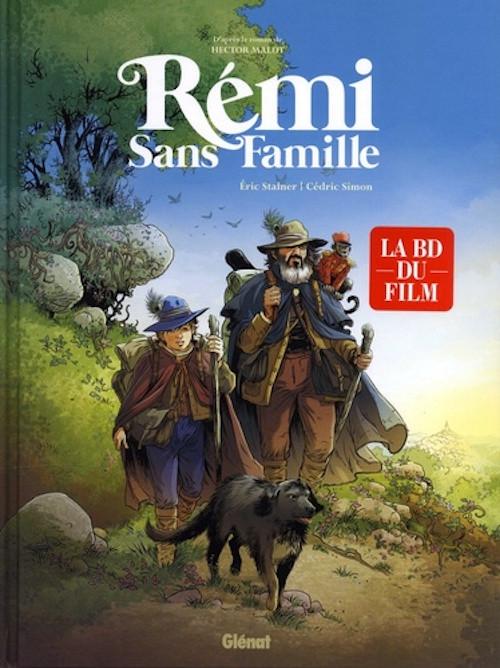 Couverture de Rémi sans famille