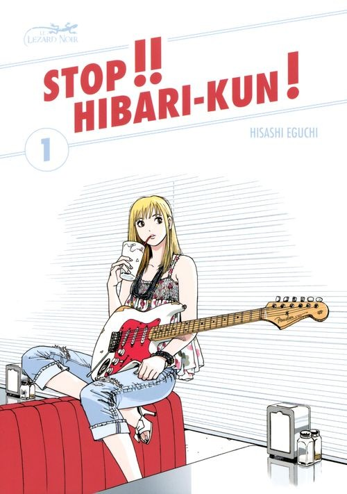 Couverture de Stop !! Hibari-kun ! -1- Tome 1