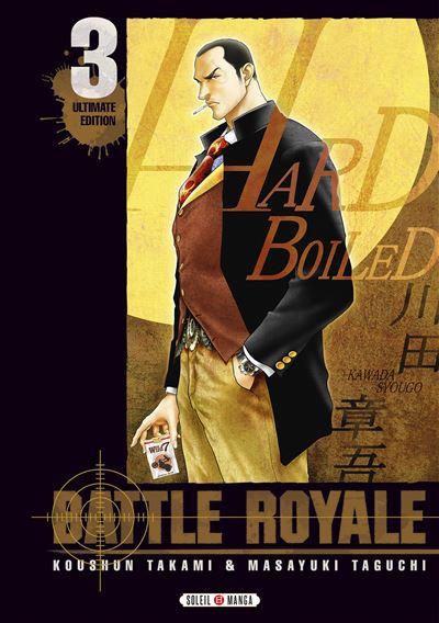 Couverture de Battle Royale -INT3- Volume 3 - Ultimate Edition