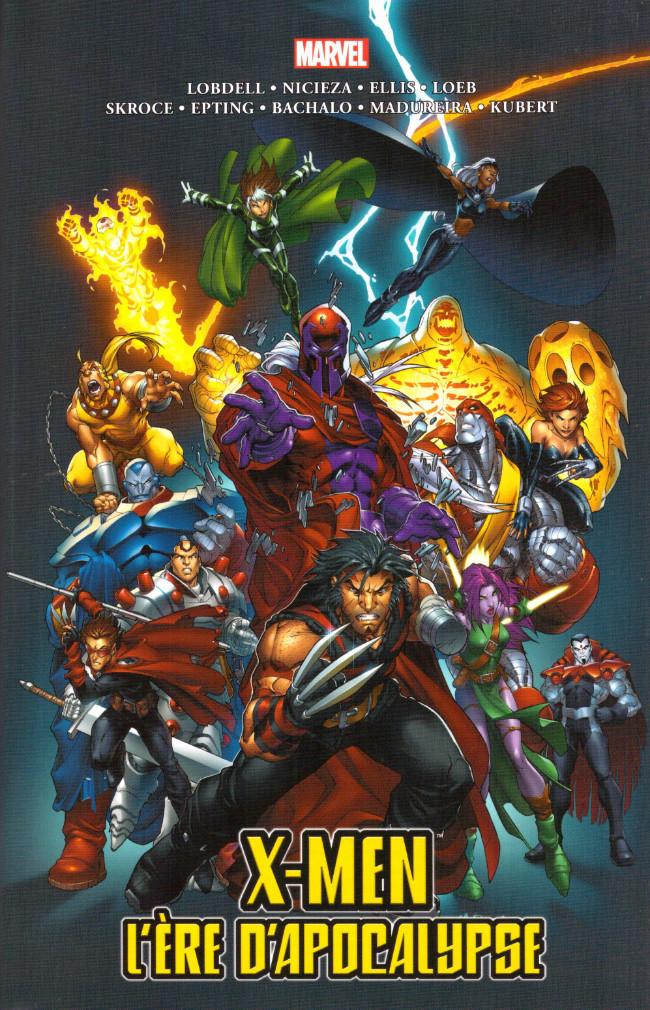 Couverture de X-Men - L'ère d'Apocalypse