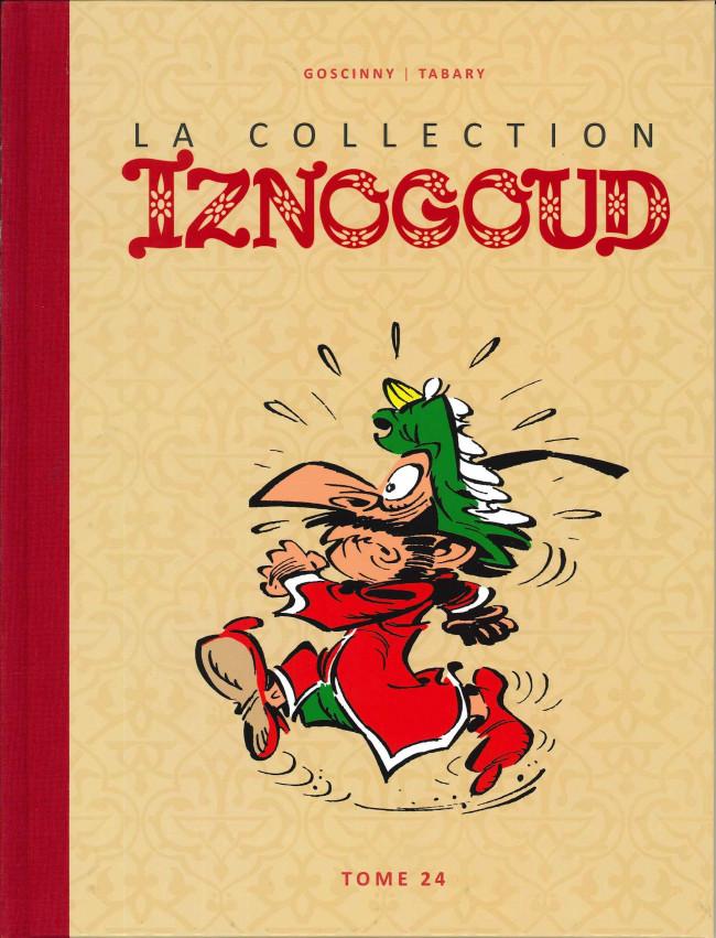 Couverture de Iznogoud - La Collection (Hachette) -24- Tome 24