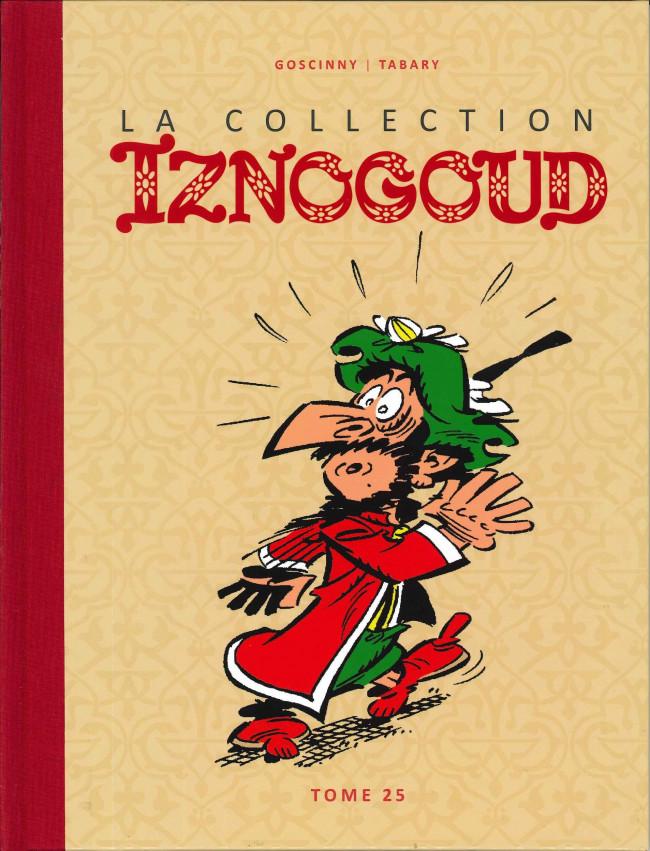 Couverture de Iznogoud - La Collection (Hachette) -25- Tome 25