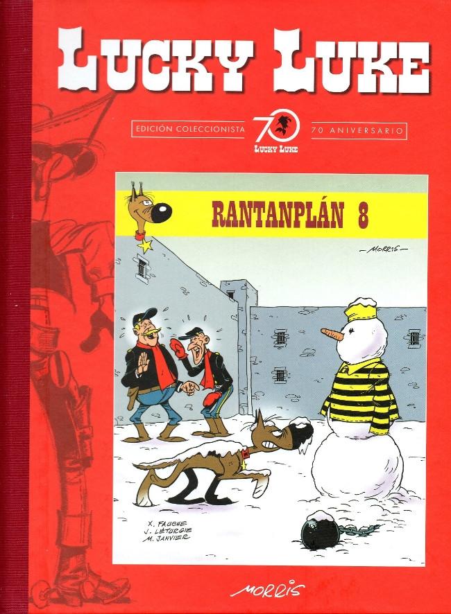 Couverture de Lucky Luke (Edición Coleccionista 70 Aniversario) -96- Rantanplán 8