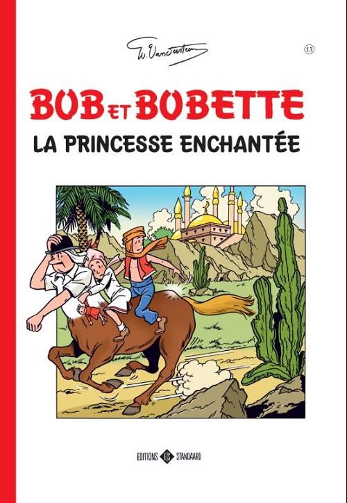 Couverture de Bob et Bobette (Classics) -13- La princesse enchantée