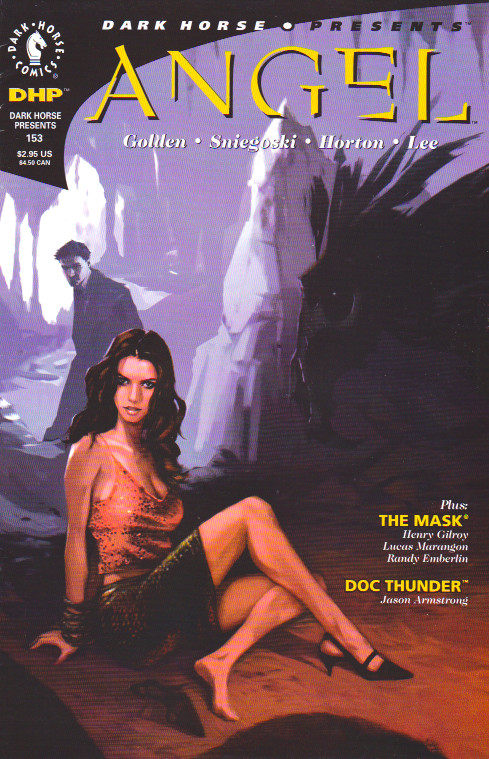 Couverture de Dark Horse Presents (1986) -153- Dark Horse Presents #153
