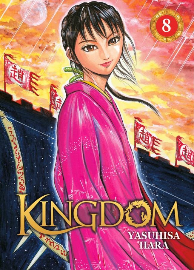 Couverture de Kingdom -8- Tome 8