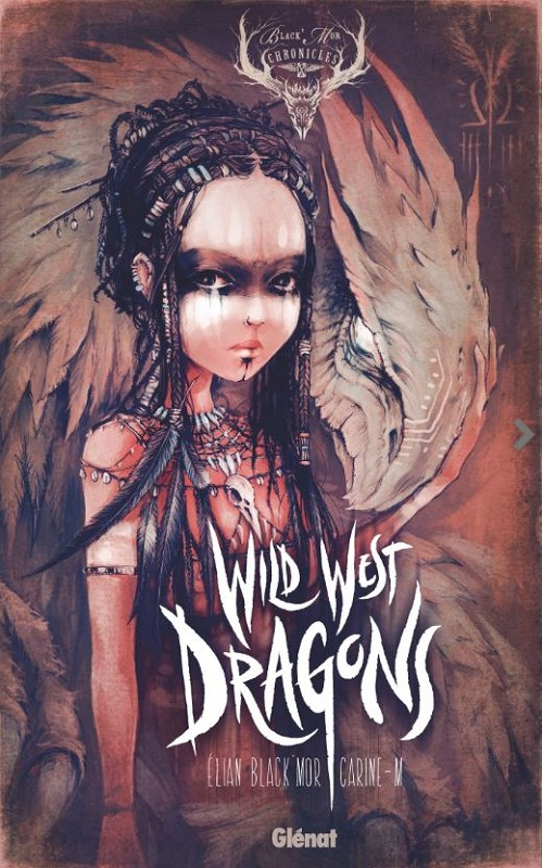 Couverture de Wild West Dragons -1- Tome 1