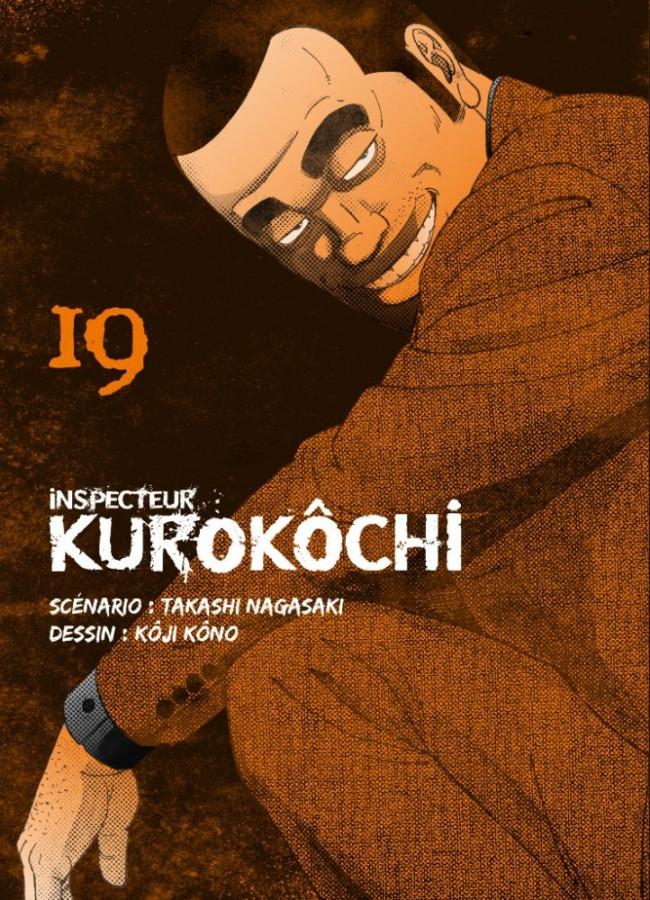 Couverture de Inspecteur Kurokôchi -19- Tome 19
