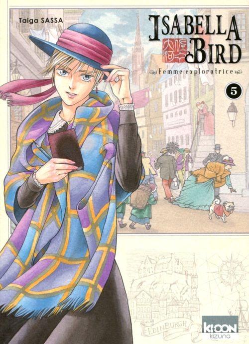 Couverture de Isabella Bird, Femme exploratrice -5- Tome 5