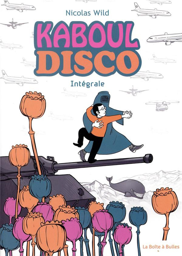 Couverture de Kaboul Disco -INT- Intégrale