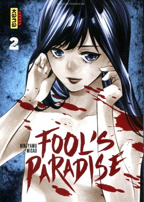 Couverture de Fool's Paradise -2- Tome 2