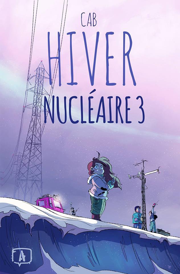 Couverture de Hiver nucléaire -3- hiver nucléaire 3