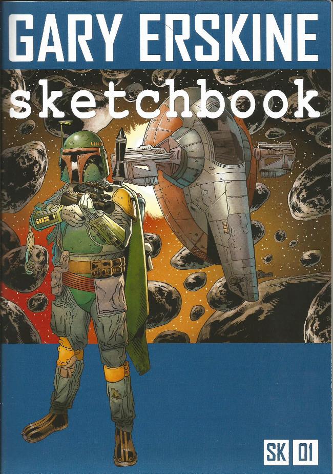 Couverture de (AUT) Erskine -SK 01- Sketchbook