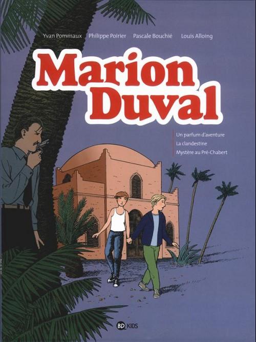 Couverture de Marion Duval -INT7- Tome 7