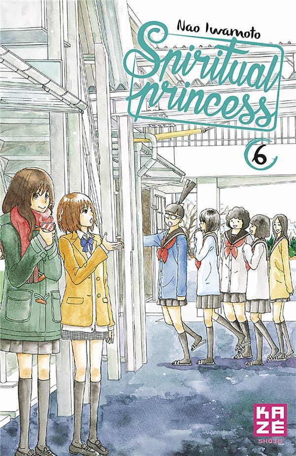 Couverture de Spiritual princess -6- Tome 6