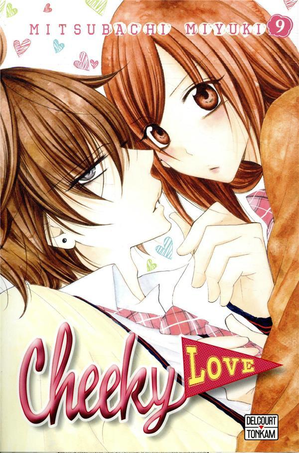 Couverture de Cheeky love -9- Tome 9