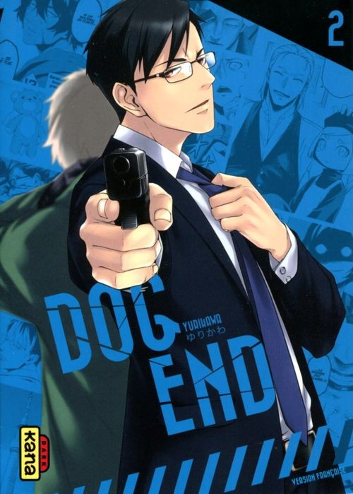 Couverture de Dog End -2- Tome 2