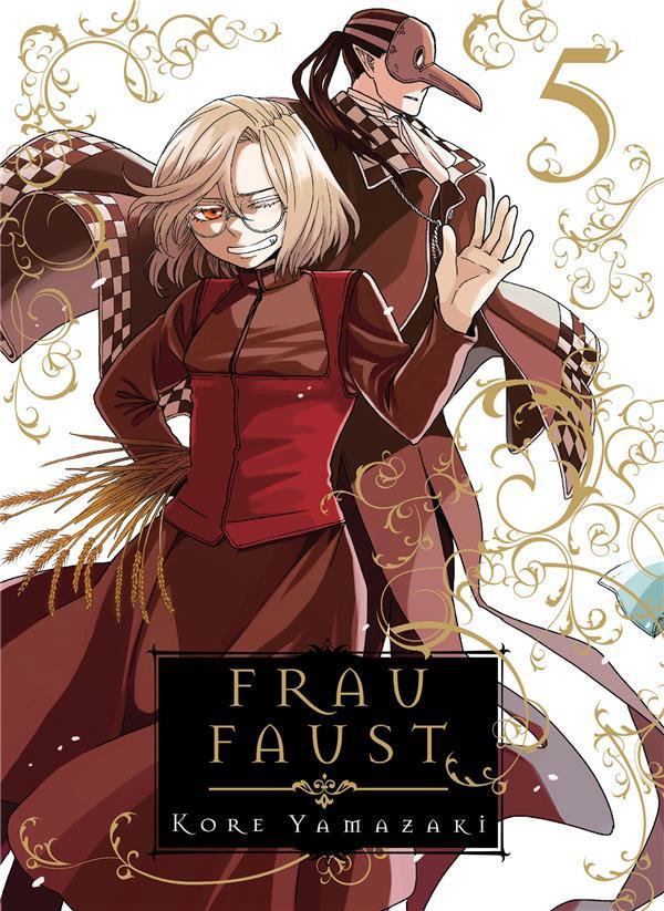 Frau faust - 5 tomes