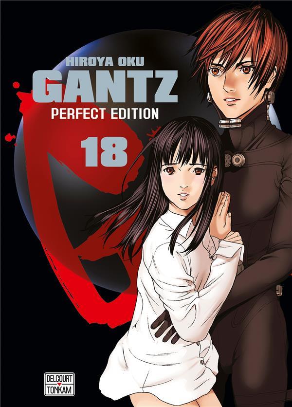 Couverture de Gantz (Perfect Edition) -18- Tome 18