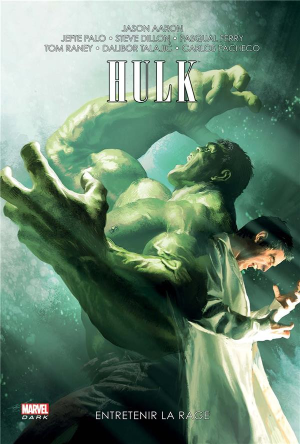 Couverture de Hulk (Marvel Dark) -2- Entretenir la rage