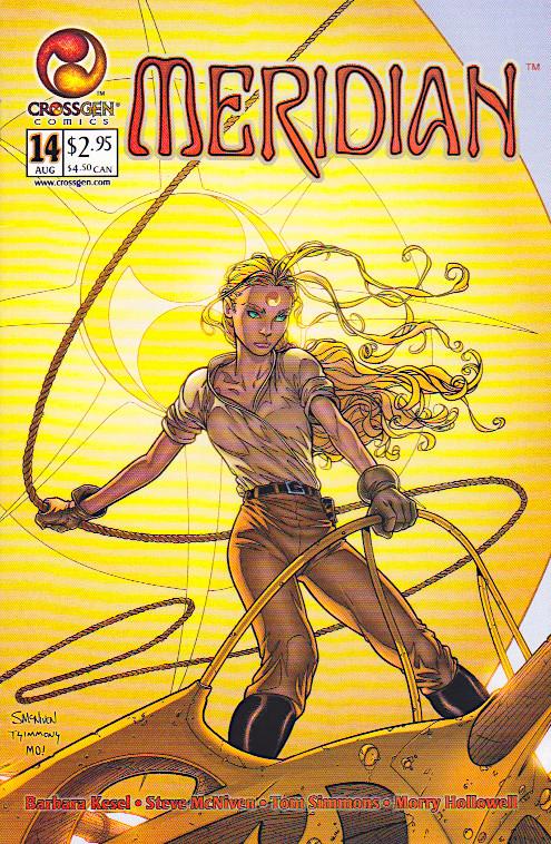 Couverture de Meridian (2000) -14- Issue 14