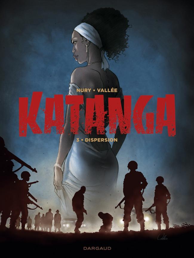 Couverture de Katanga -3- Dispersion