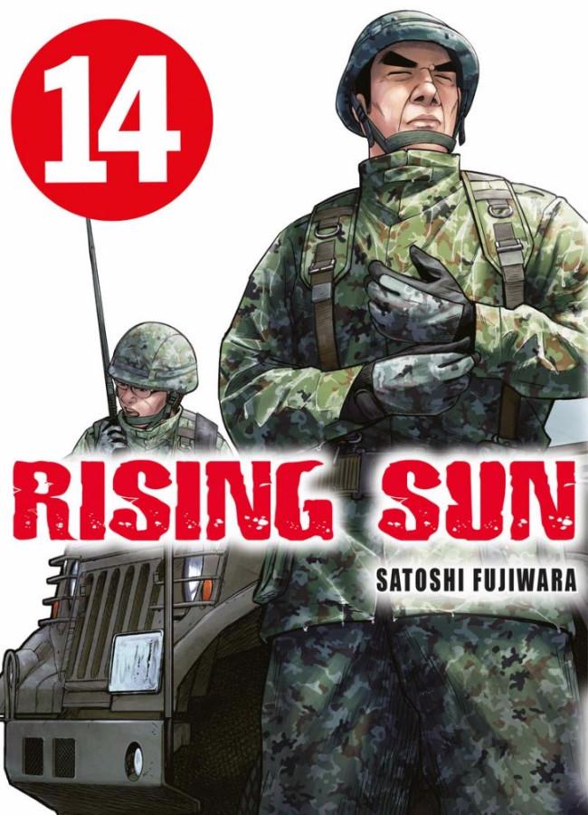Couverture de Rising Sun -14- Tome 14