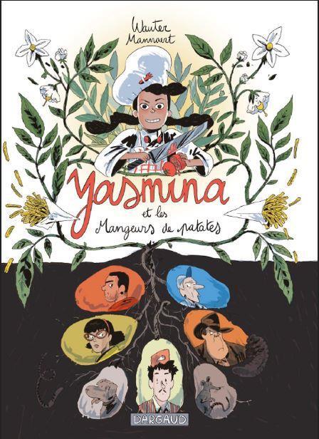 Couverture de Yasmina et les mangeurs de patates