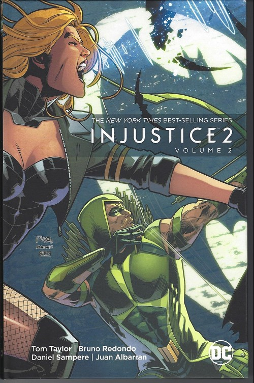 Couverture de Injustice 2 (2017) -INT02- The Green Wedding